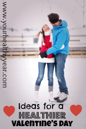 Healthy Valentine's Day Ideas for a healthier valentines day!