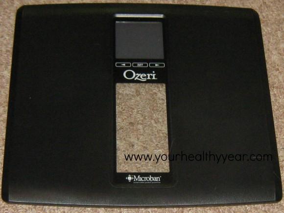 ozeri weightmaster scale II