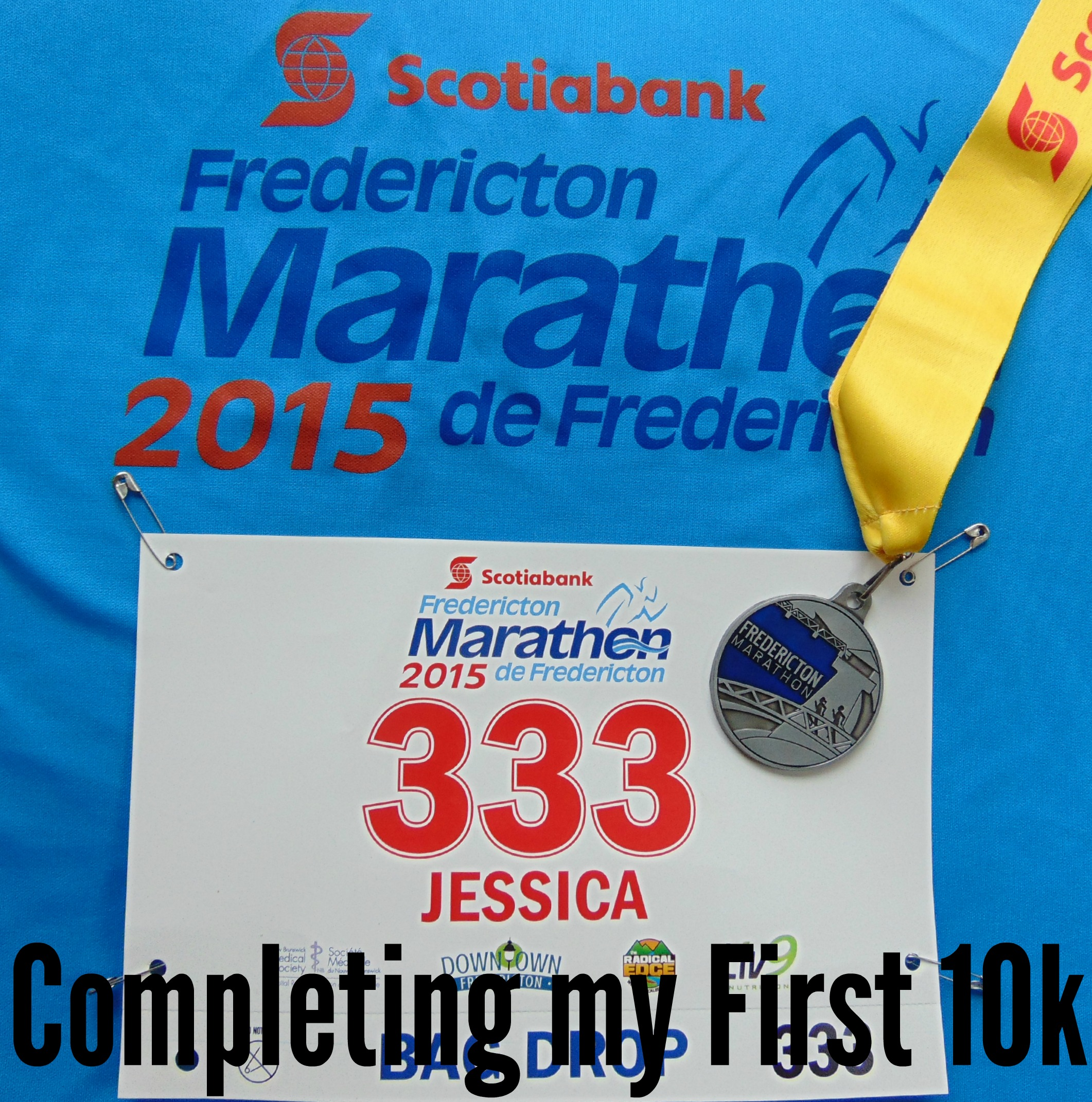Completing my First 10k