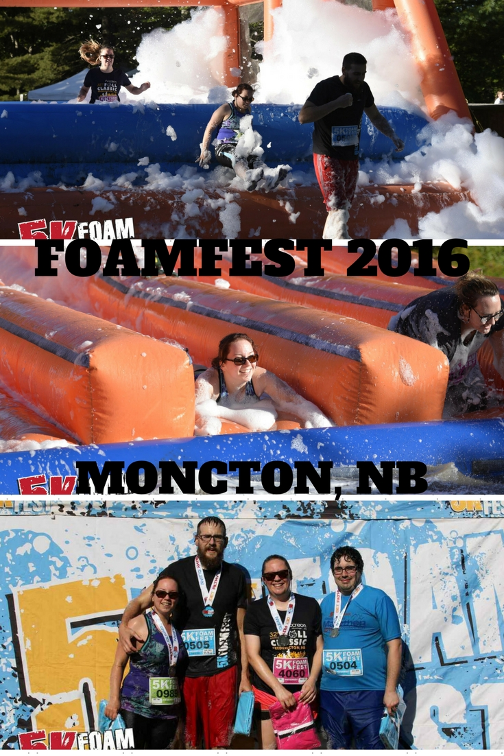 Foamfest 2016 in Moncton, NB