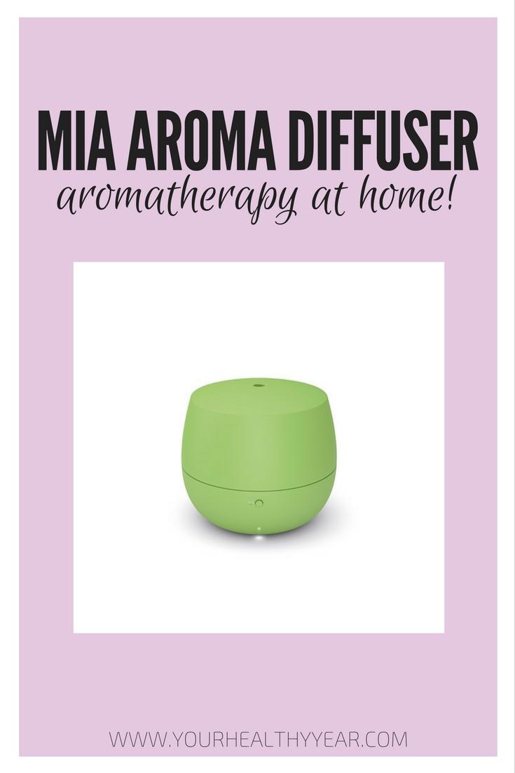 Aroma Diffuser Benefits