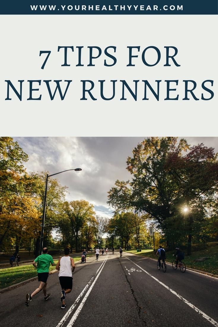 7 New Runner Tips