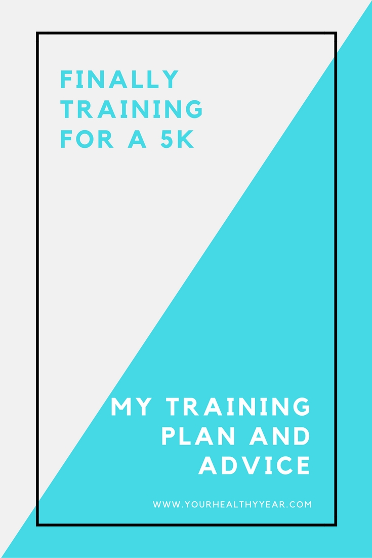 Beginners 5k Training Plan