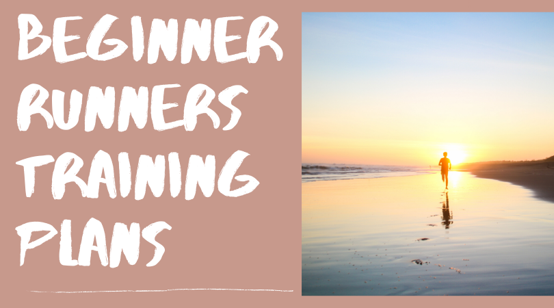 beginner runners training plans