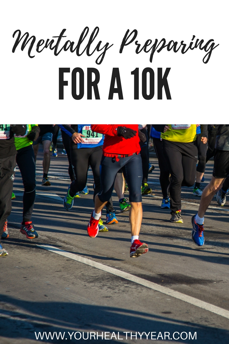 Mental Toughness Training for a 10k