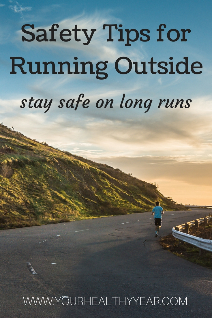 Safety Tips for Running Outside