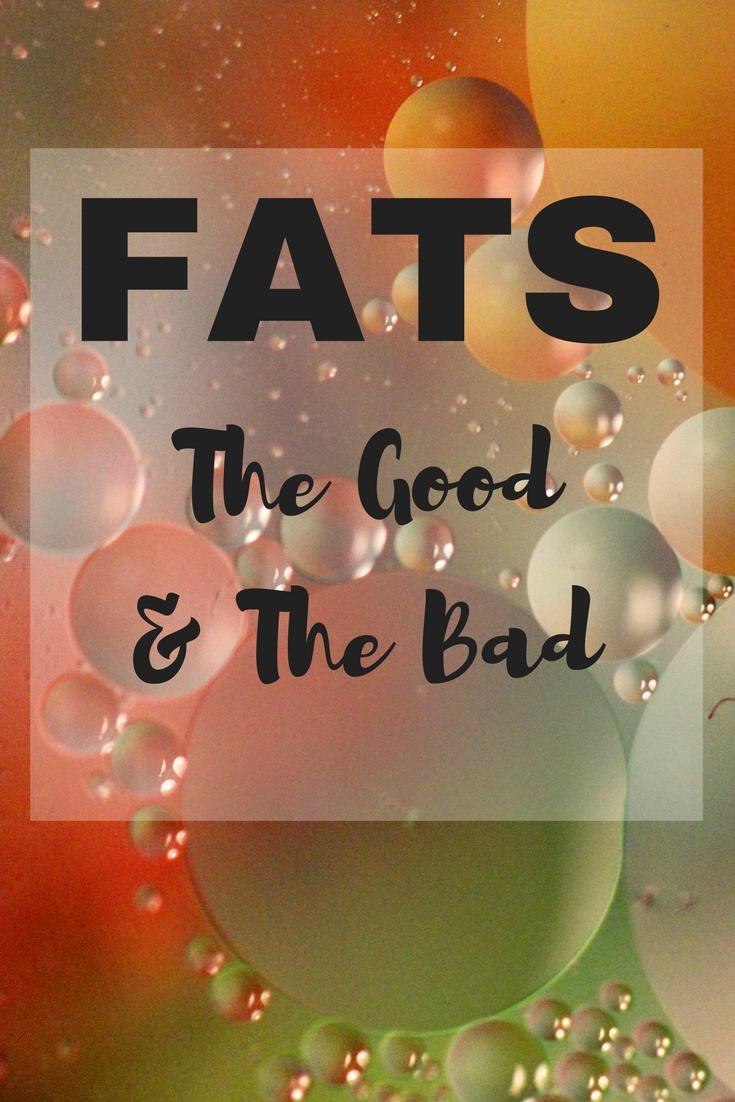 fats good bad