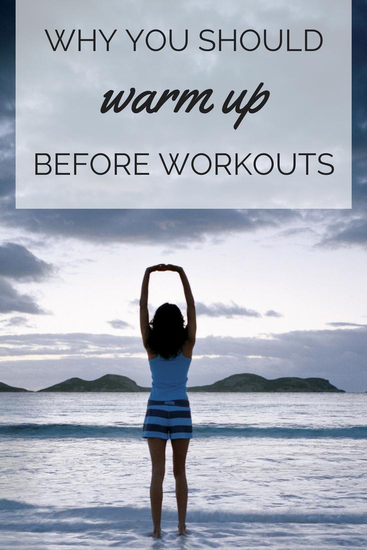 Do you do warm up stretches?