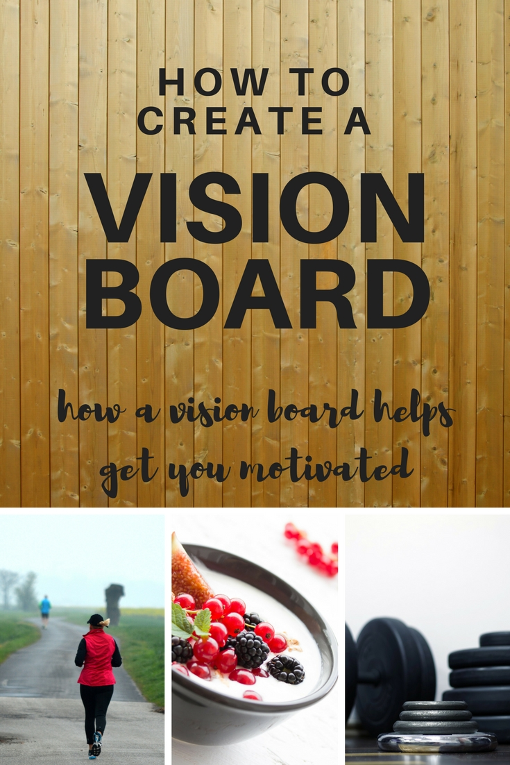 How a Vision Board Helps Motivate People