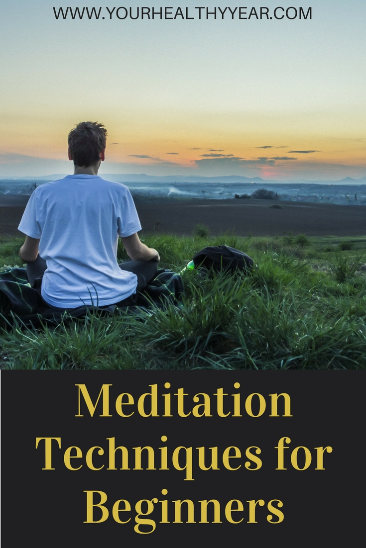 Beginner's Meditation Techniques