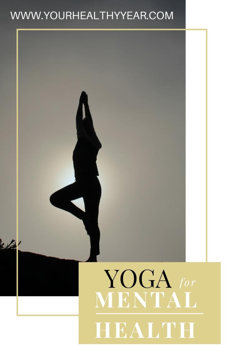 How Yoga Benefits Mental Health