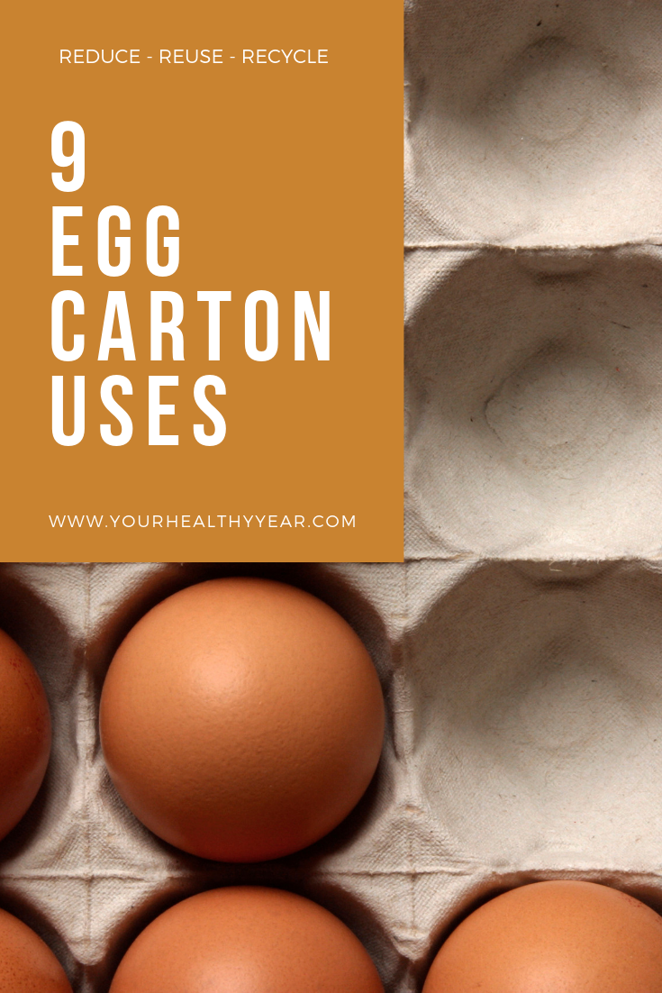 9 uses for old egg cartons