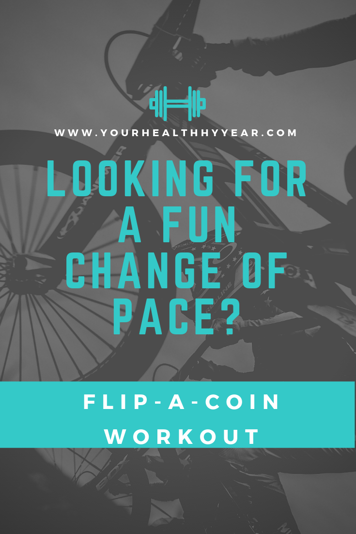 flip a coin workout